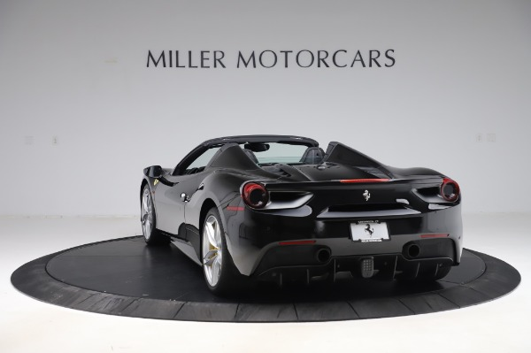 Used 2017 Ferrari 488 Spider for sale $284,900 at Maserati of Greenwich in Greenwich CT 06830 5