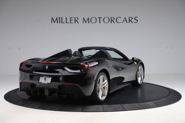 Used 2017 Ferrari 488 Spider for sale $284,900 at Maserati of Greenwich in Greenwich CT 06830 7