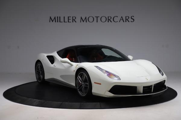 Used 2016 Ferrari 488 GTB Base for sale $239,900 at Maserati of Greenwich in Greenwich CT 06830 11