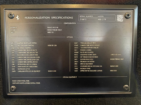 Used 2016 Ferrari 488 GTB Base for sale $239,900 at Maserati of Greenwich in Greenwich CT 06830 28