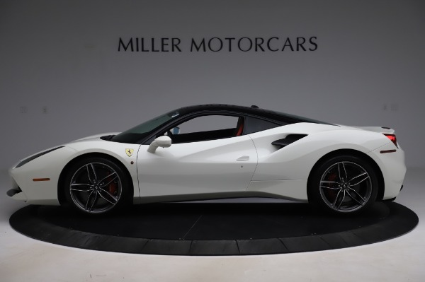 Used 2016 Ferrari 488 GTB Base for sale $239,900 at Maserati of Greenwich in Greenwich CT 06830 3