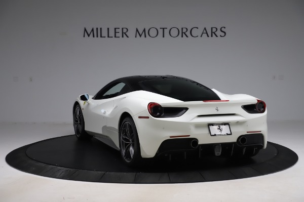 Used 2016 Ferrari 488 GTB Base for sale $239,900 at Maserati of Greenwich in Greenwich CT 06830 5