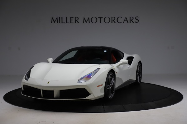 Used 2016 Ferrari 488 GTB Base for sale $239,900 at Maserati of Greenwich in Greenwich CT 06830 1
