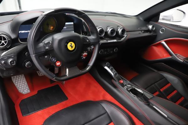 Used 2015 Ferrari F12 Berlinetta for sale $235,900 at Maserati of Greenwich in Greenwich CT 06830 13