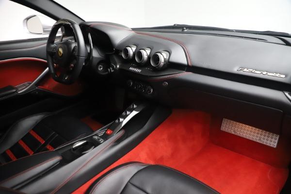 Used 2015 Ferrari F12 Berlinetta for sale $235,900 at Maserati of Greenwich in Greenwich CT 06830 17