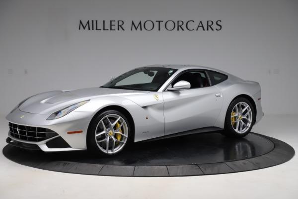 Used 2015 Ferrari F12 Berlinetta for sale $235,900 at Maserati of Greenwich in Greenwich CT 06830 2