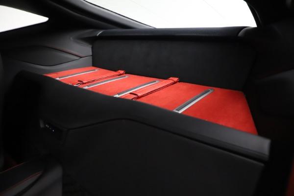 Used 2015 Ferrari F12 Berlinetta for sale $235,900 at Maserati of Greenwich in Greenwich CT 06830 22