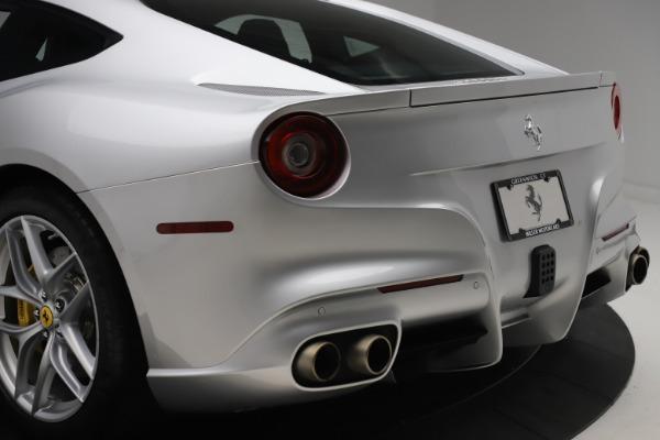 Used 2015 Ferrari F12 Berlinetta for sale $235,900 at Maserati of Greenwich in Greenwich CT 06830 26