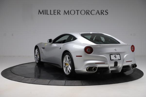 Used 2015 Ferrari F12 Berlinetta for sale $235,900 at Maserati of Greenwich in Greenwich CT 06830 5