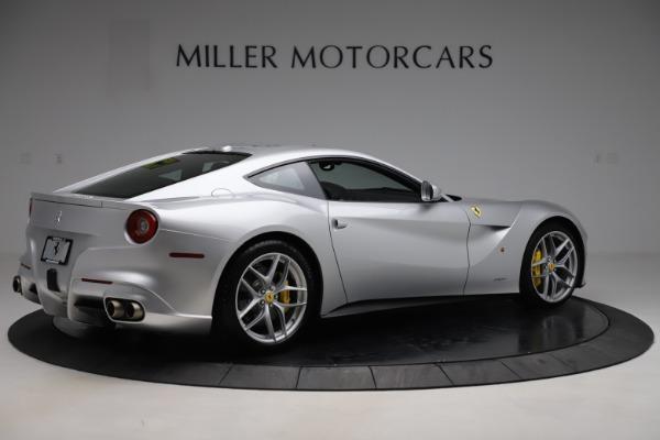 Used 2015 Ferrari F12 Berlinetta for sale $235,900 at Maserati of Greenwich in Greenwich CT 06830 8