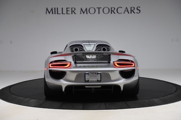 Used 2015 Porsche 918 Spyder for sale $1,389,900 at Maserati of Greenwich in Greenwich CT 06830 13