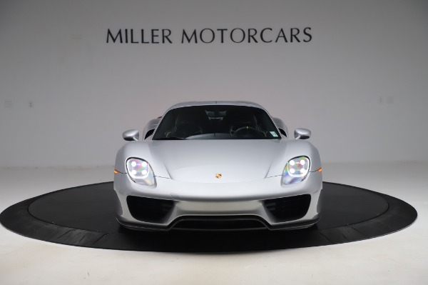 Used 2015 Porsche 918 Spyder for sale $1,389,900 at Maserati of Greenwich in Greenwich CT 06830 15