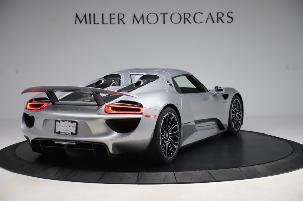 Used 2015 Porsche 918 Spyder for sale $1,389,900 at Maserati of Greenwich in Greenwich CT 06830 17