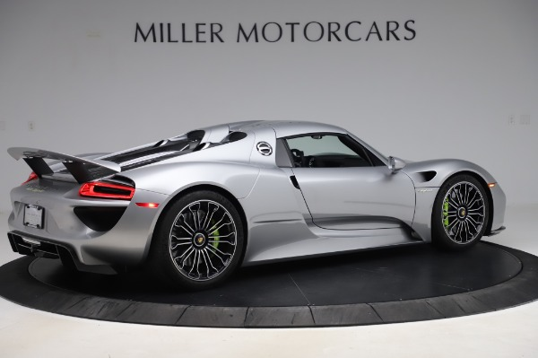 Used 2015 Porsche 918 Spyder for sale $1,389,900 at Maserati of Greenwich in Greenwich CT 06830 18