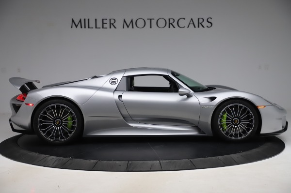 Used 2015 Porsche 918 Spyder for sale $1,389,900 at Maserati of Greenwich in Greenwich CT 06830 19