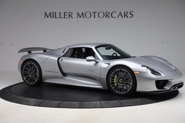 Used 2015 Porsche 918 Spyder for sale $1,389,900 at Maserati of Greenwich in Greenwich CT 06830 20