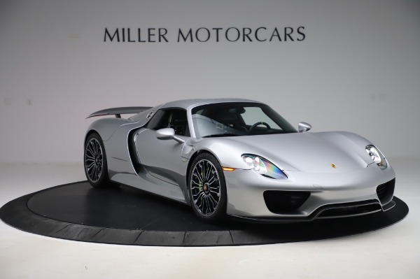 Used 2015 Porsche 918 Spyder for sale $1,389,900 at Maserati of Greenwich in Greenwich CT 06830 21