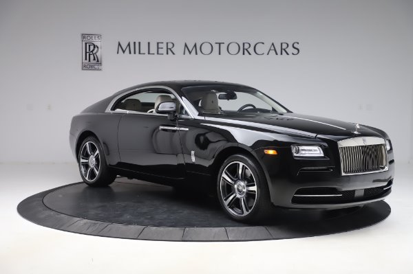 Used 2015 Rolls-Royce Wraith Base for sale $168,900 at Maserati of Greenwich in Greenwich CT 06830 10