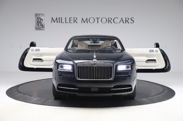 Used 2015 Rolls-Royce Wraith Base for sale $168,900 at Maserati of Greenwich in Greenwich CT 06830 11