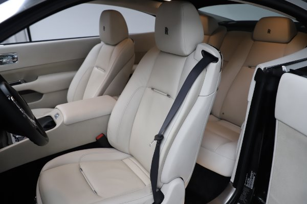 Used 2015 Rolls-Royce Wraith for sale Sold at Maserati of Greenwich in Greenwich CT 06830 12
