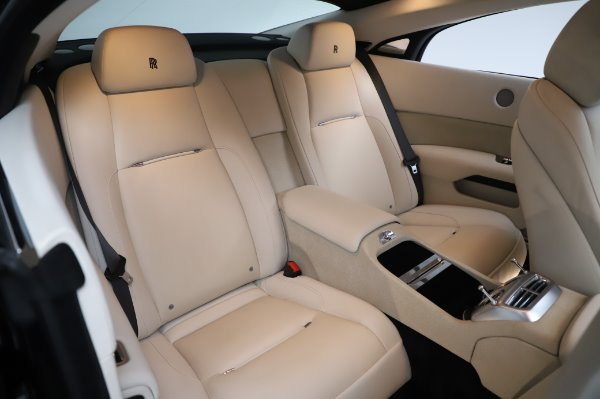 Used 2015 Rolls-Royce Wraith Base for sale $168,900 at Maserati of Greenwich in Greenwich CT 06830 15