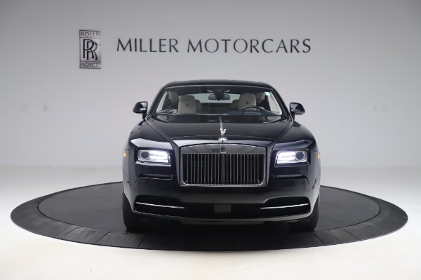 Used 2015 Rolls-Royce Wraith Base for sale $168,900 at Maserati of Greenwich in Greenwich CT 06830 2