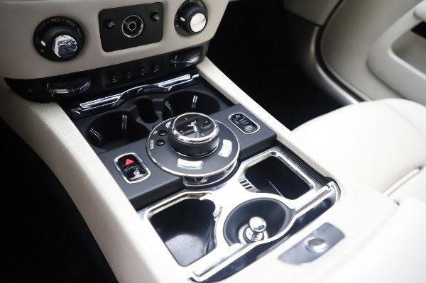 Used 2015 Rolls-Royce Wraith Base for sale $168,900 at Maserati of Greenwich in Greenwich CT 06830 20