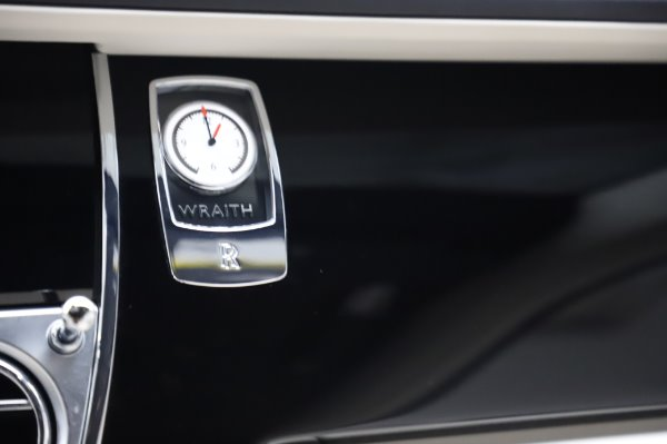 Used 2015 Rolls-Royce Wraith for sale Sold at Maserati of Greenwich in Greenwich CT 06830 23