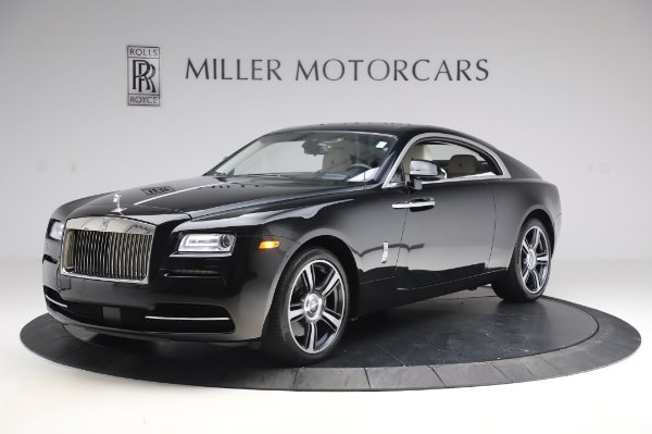 Used 2015 Rolls-Royce Wraith Base for sale $168,900 at Maserati of Greenwich in Greenwich CT 06830 3