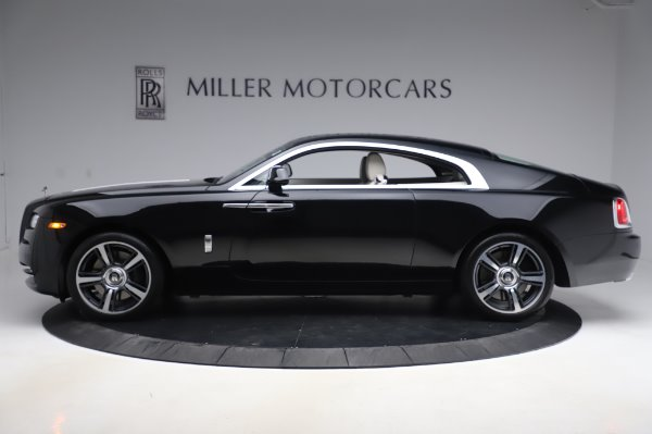Used 2015 Rolls-Royce Wraith Base for sale $168,900 at Maserati of Greenwich in Greenwich CT 06830 4