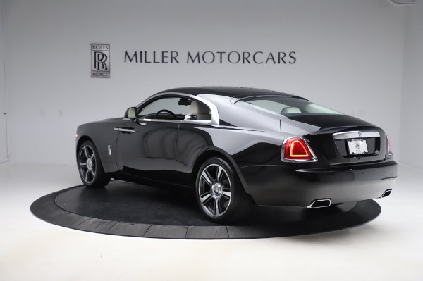 Used 2015 Rolls-Royce Wraith Base for sale $168,900 at Maserati of Greenwich in Greenwich CT 06830 5