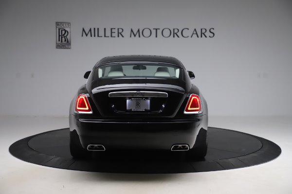 Used 2015 Rolls-Royce Wraith Base for sale $168,900 at Maserati of Greenwich in Greenwich CT 06830 6