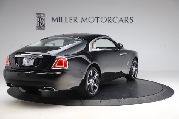 Used 2015 Rolls-Royce Wraith Base for sale $168,900 at Maserati of Greenwich in Greenwich CT 06830 7