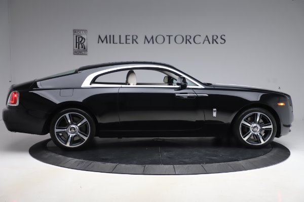 Used 2015 Rolls-Royce Wraith Base for sale $168,900 at Maserati of Greenwich in Greenwich CT 06830 8