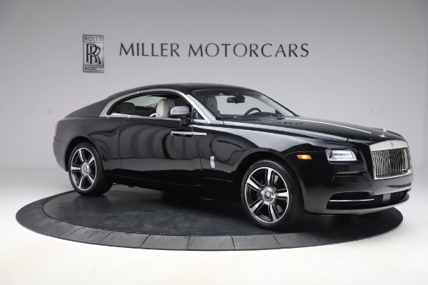 Used 2015 Rolls-Royce Wraith Base for sale $168,900 at Maserati of Greenwich in Greenwich CT 06830 9