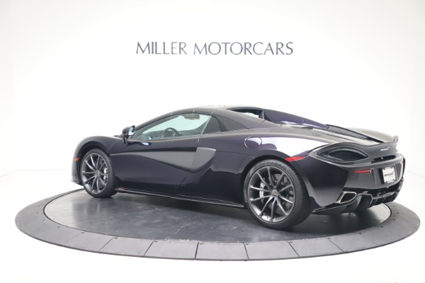 Used 2019 McLaren 570S Spider for sale Call for price at Maserati of Greenwich in Greenwich CT 06830 12