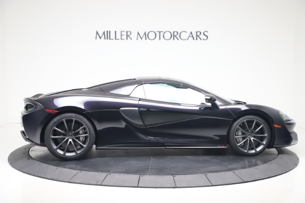 Used 2019 McLaren 570S Spider for sale Call for price at Maserati of Greenwich in Greenwich CT 06830 15