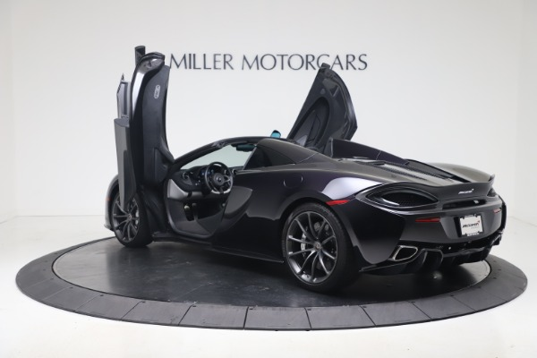 Used 2019 McLaren 570S Spider for sale Call for price at Maserati of Greenwich in Greenwich CT 06830 20