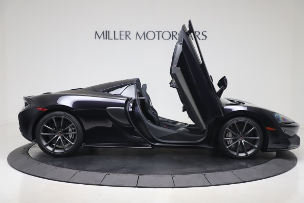 Used 2019 McLaren 570S Spider for sale Call for price at Maserati of Greenwich in Greenwich CT 06830 23