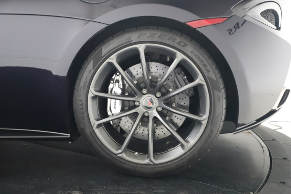 Used 2019 McLaren 570S Spider for sale Call for price at Maserati of Greenwich in Greenwich CT 06830 25