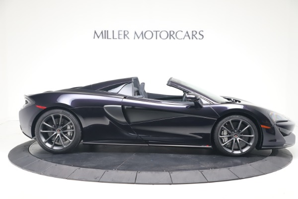 Used 2019 McLaren 570S Spider Convertible for sale $189,900 at Maserati of Greenwich in Greenwich CT 06830 6