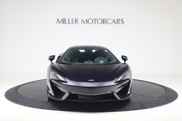 Used 2019 McLaren 570S Spider Convertible for sale $189,900 at Maserati of Greenwich in Greenwich CT 06830 9