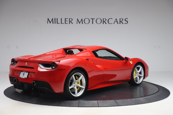 Used 2018 Ferrari 488 Spider Base for sale $289,900 at Maserati of Greenwich in Greenwich CT 06830 15