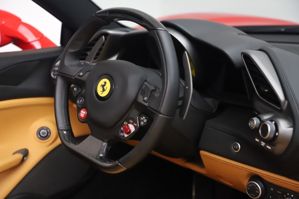 Used 2018 Ferrari 488 Spider Base for sale $289,900 at Maserati of Greenwich in Greenwich CT 06830 26