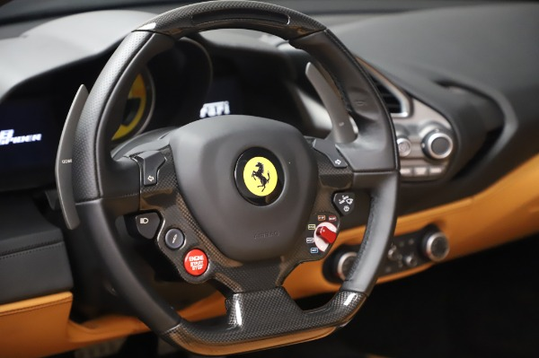 Used 2018 Ferrari 488 Spider Base for sale $289,900 at Maserati of Greenwich in Greenwich CT 06830 27