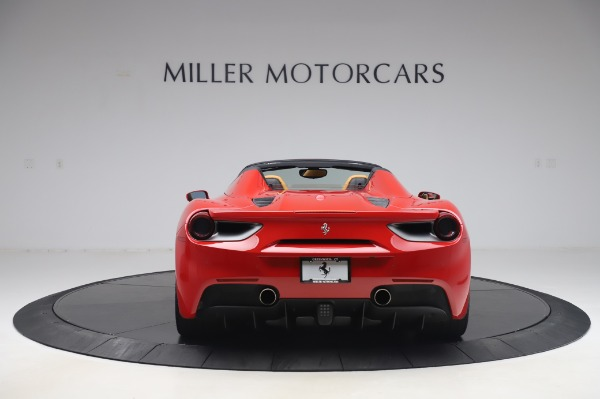 Used 2018 Ferrari 488 Spider Base for sale $289,900 at Maserati of Greenwich in Greenwich CT 06830 6