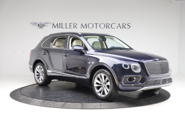 Used 2017 Bentley Bentayga W12 for sale $133,900 at Maserati of Greenwich in Greenwich CT 06830 11