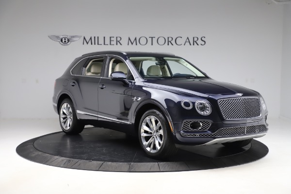 Used 2017 Bentley Bentayga W12 for sale $133,900 at Maserati of Greenwich in Greenwich CT 06830 12