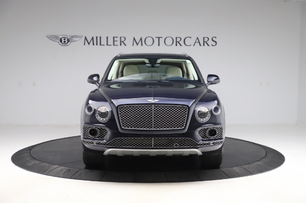 Used 2017 Bentley Bentayga W12 for sale $133,900 at Maserati of Greenwich in Greenwich CT 06830 13