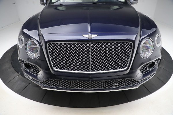 Used 2017 Bentley Bentayga W12 for sale $133,900 at Maserati of Greenwich in Greenwich CT 06830 14